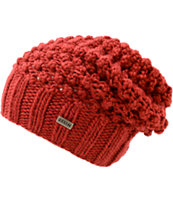 Brixton Pasty Red Beanie
