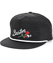 Brixton Rose Snapback Hat