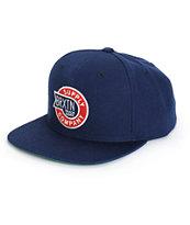 Brixton Sledd Snapback Hat