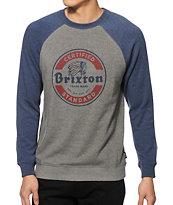 Brixton Soto Crew Neck Sweatshirt