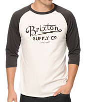 Brixton Thornton Baseball T-Shirt