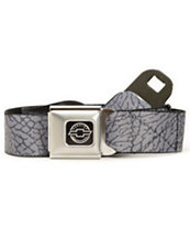 Buckle Down Checker Chevy Seatbelt Belt