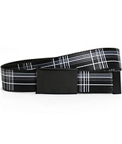 Buckle Down Plaid Web Belt