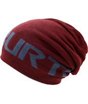 Burton Billboard Crimson Reversible Beanie