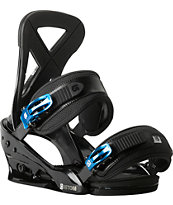 Burton Custom ReFlex Black 2014 Snowboard Bindings