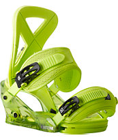 Burton Custom ReFlex Lime 2014 Snowboard Bindings