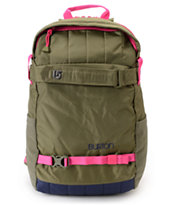 Burton Day Hiker Keef & Knightrider Backpack