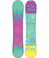 Burton Feather 148 Wide Girls Snowboard 2013