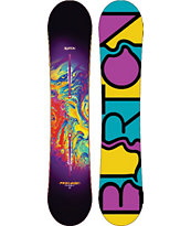 Burton Feelgood Flying V 140CM Girls 2014 Snowboard