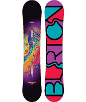 Burton Feelgood Flying V 152CM Girls 2014 Snowboard