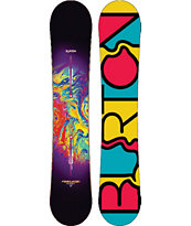 Burton Feelgood Flying V 155CM Girls 2014 Snowboard