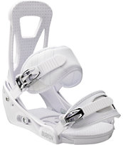 Burton Freestyle White 2013 Snowboard Bindings