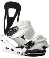 Burton Freestyle White 2014 Snowboard Bindings