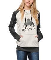 Burton Heron Tech Fleece Hoodie