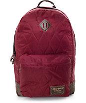 Burton Kettle Pack Quilted Zinfandel Womens 20L Backpack