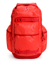 Burton Kilo Real Red Tarp 27L Backpack