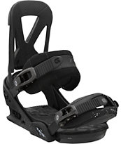 Burton Mission Black ReFlex 2013 Snowboard Bindings