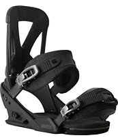 Burton Mission ReFlex Black 2014 Snowboard Bindings