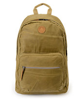 Burton Monette Hashed Wax Khaki Backpack