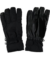 Burton Profile 2014 Black Under Gloves