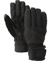 Burton Profile Black Men's Under Gloves