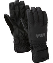 Burton Profile Black Women's Under Gloves