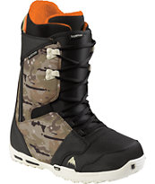 Burton Rampant Camo Snowboard Boots