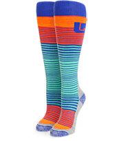 Burton Scout Stripe Snowboard Socks