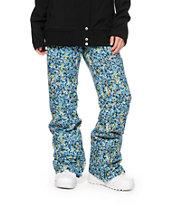 Burton Society Ditsy Floral 10K Snowboard Pants