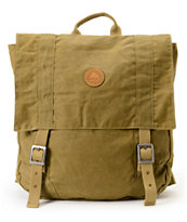 Burton Taylor Hashed Wax Khaki Backpack