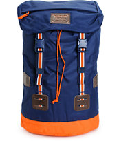 Burton Tinder Medieval Blue Twill 25L Backpack