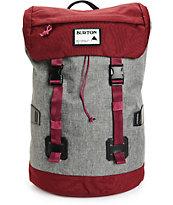 Burton Tinder Zinfandel Herringbone Backpack