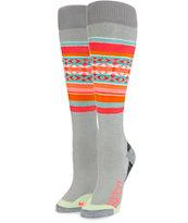 Burton Trillium Tribal Snowboard Socks