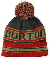 Burton Trope Bog Pom Beanie