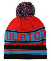 Burton Trope Fang Pom Beanie