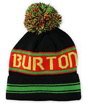 Burton Trope Rasta Pom Beanie