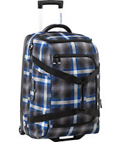 Burton Wheelie Cargo Cobalt Roller Bag