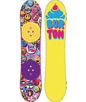 Burton Women's Youth Chicklet 100CM Snowboard