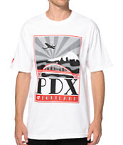 Cake Face OR PDX Deco Tee Shirt