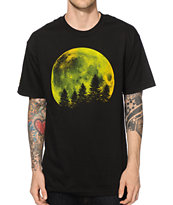 Cake Face PNW Moonlight Evergreen T-Shirt