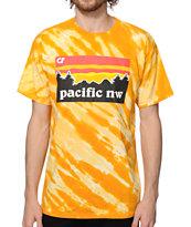 Cake Face PNW Tie Dye T-Shirt