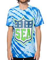 Cake Face WA League Tie Dye T-Shirt
