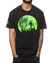 Cake Face WA Moonlight Emerald City T-Shirt