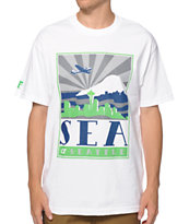 Cake Face WA SEA Deco Tee Shirt