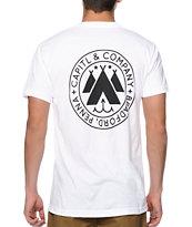 Capitl & Company Camp T-Shirt