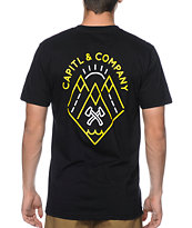Capitl & Company Hatchet Pocket Tee Shirt