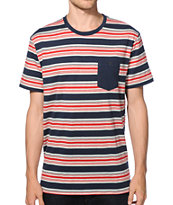 Captain Fin Bobby Pocket T-Shirt