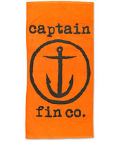 Captain Fin Co. Original Anchor Towel