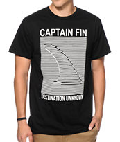 Captain Fin Destination Unknown Tee Shirt