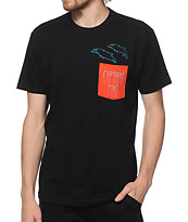 Captain Fin Dolphin Club Pocket T-Shirt